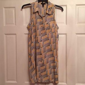 Alfani shirt dress NWT